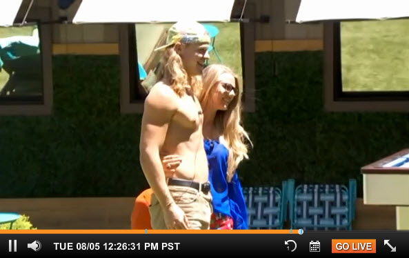 Big Brother 2014 Live Feeds August 5 2