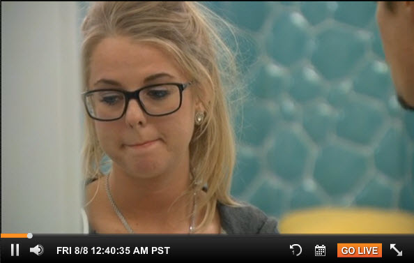 Big Brother 2014 Live Feeds August 8 2014 2