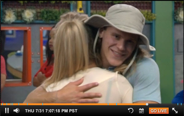 Big Brother 2014 Live Feeds July 31 2014 2