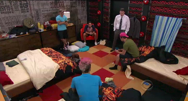 Big Brother 2014 Power of Veto August 13 1