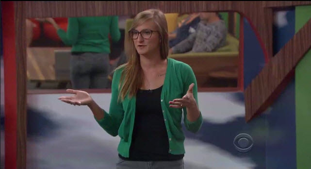 Big Brother 2014 Power of Veto August 13 3
