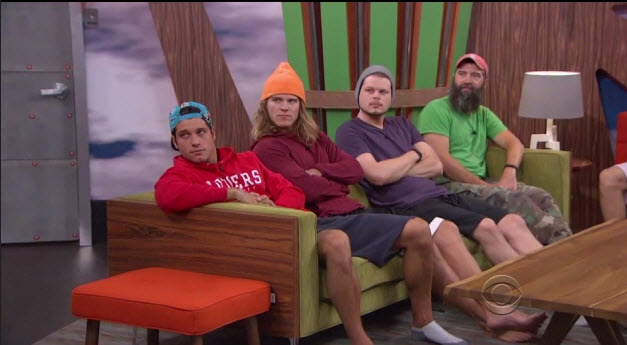 Big Brother 2014 Power of Veto August 6 2