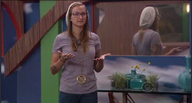 Big Brother 2014 Power of Veto August 6 3