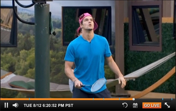 Big Brother Live Feeds August 12 2014 2