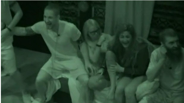 Big Brother Live Feeds August 13 2014 5