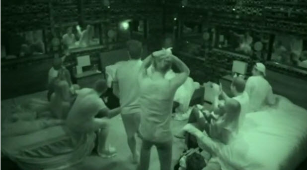 Big Brother Live Feeds August 13 2014 6