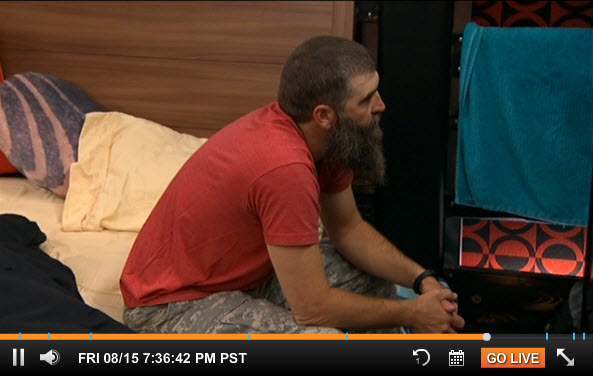 Big Brother Live Feeds August 15 2014 1