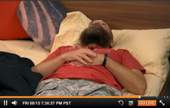Big Brother Live Feeds August 15 2014 2