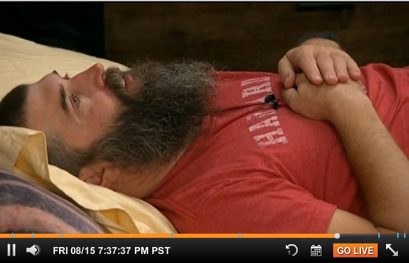 Big Brother Live Feeds August 15 2014 3