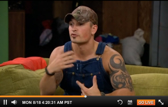 Big Brother Live Feeds August 17 2014 2
