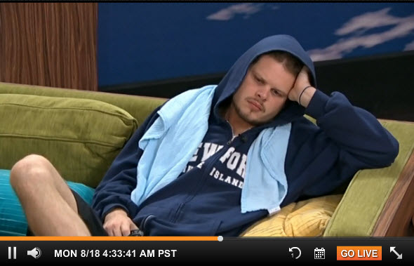 Big Brother Live Feeds August 17 2014 3