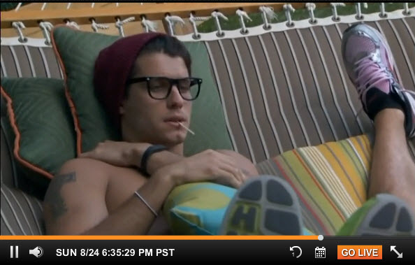 Big Brother Live Feeds August 24 2