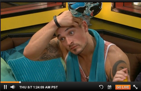 Big Brother Live Feeds August 6 2014 1