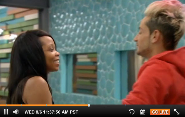 Big Brother Live Feeds August 6 2014 2