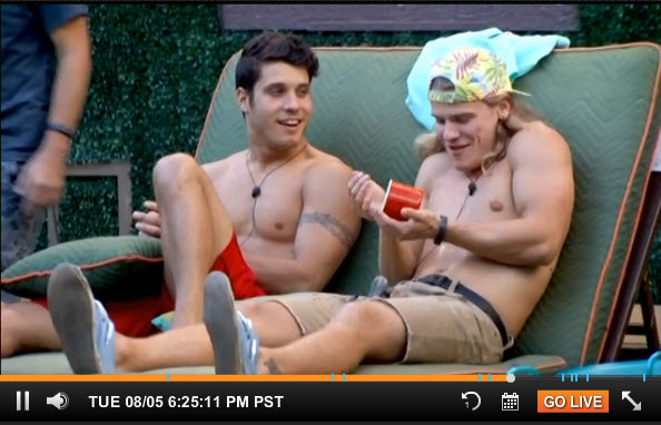 Big Brother Live Feeds – August 6 2014 3