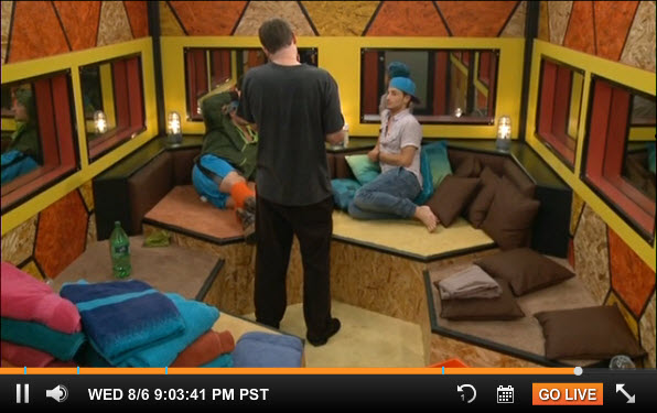 Big Brother Live Feeds August 7 2014 2