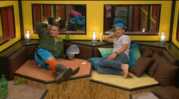 Big Brother Live Feeds August 7 2014 3