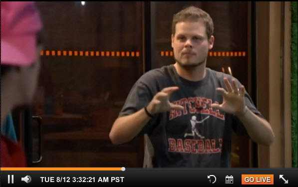 Big Brother Live Feeds August 8 2014 2