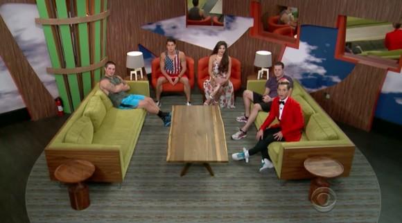 Big Brother 2014 cast (CBS)