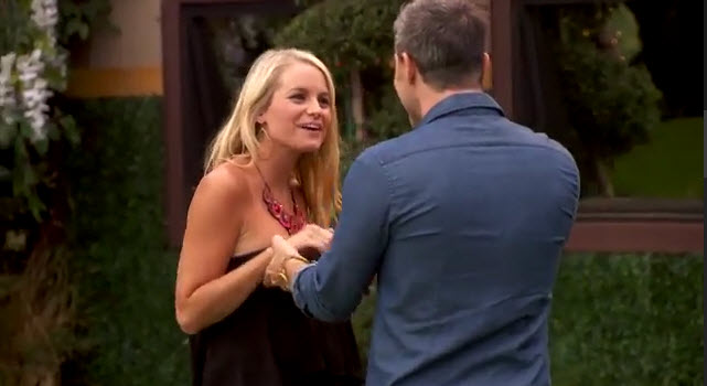 Big Brother Jeff and Jordan Engaged 1