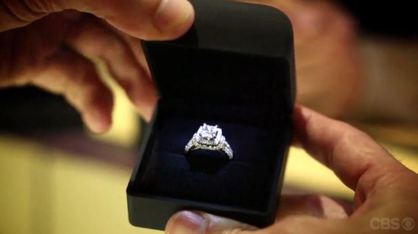 Big Brother Jordan Lloyd Engagement Ring 2