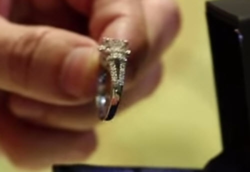 Big Brother Jordan Lloyd Engagement Ring 3