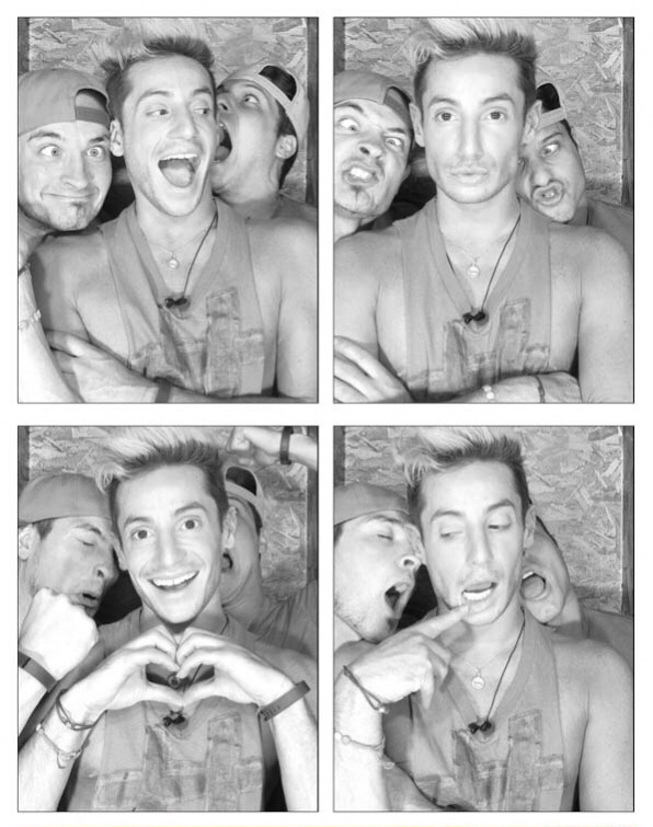 Week 12 Photos: Frankie, Cody, and Caleb