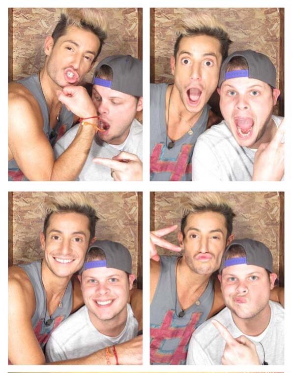 Week 12 Photos: Derrick and Frankie