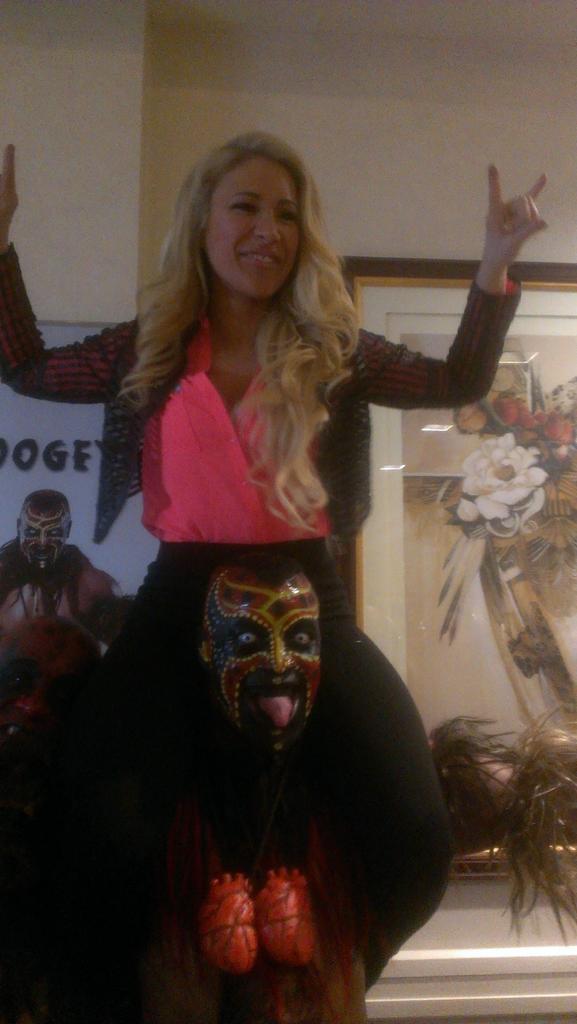 Big Brother GinaMarie Zimmerman Halloween