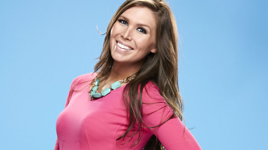 Big Brother 17 Audrey Middleton