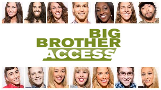 Big Brother 17 Cast Banner