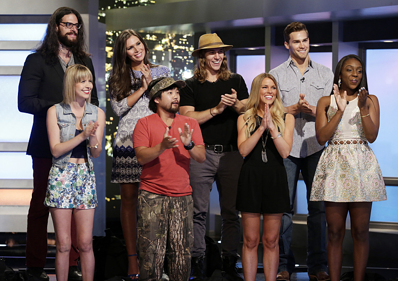 Big Brother 17 Episode 1 2