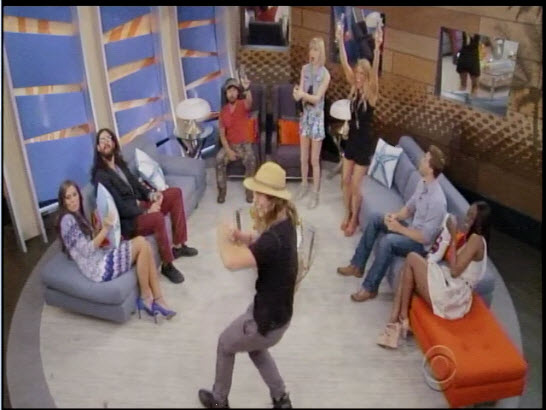 Big Brother 17 Week 1 Ep 1 4
