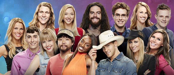 Big Brother 2015 Cast