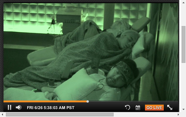 Big Brother Live Feeds 6-26-2015 1