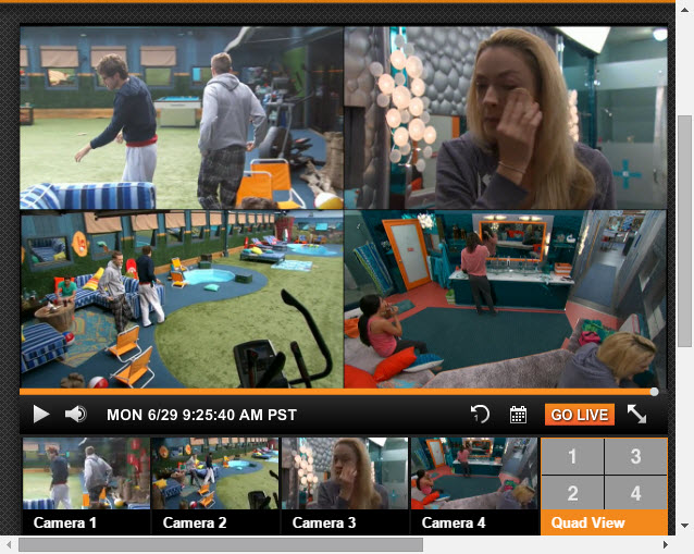Big Brother 20 live feed spoilers: CBS turns on the BB20 house cameras