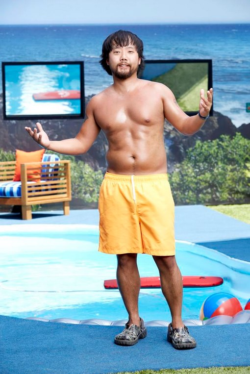 James Huling Big Brother 17 Swimsuit
