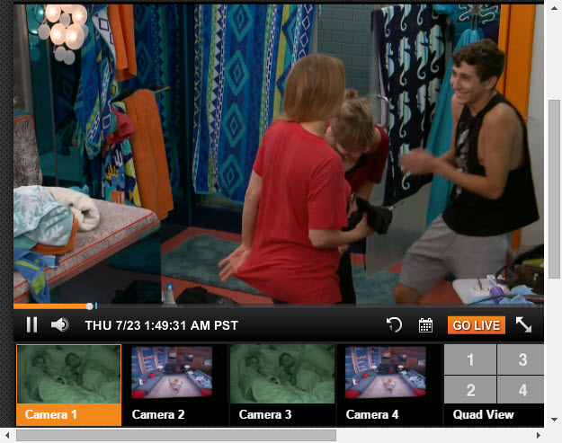 Big Brother Live Feeds July 23 2015 (10)