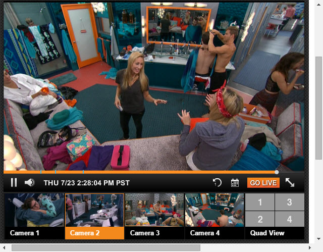 Big Brother Live Feeds July 23 2015 (11)