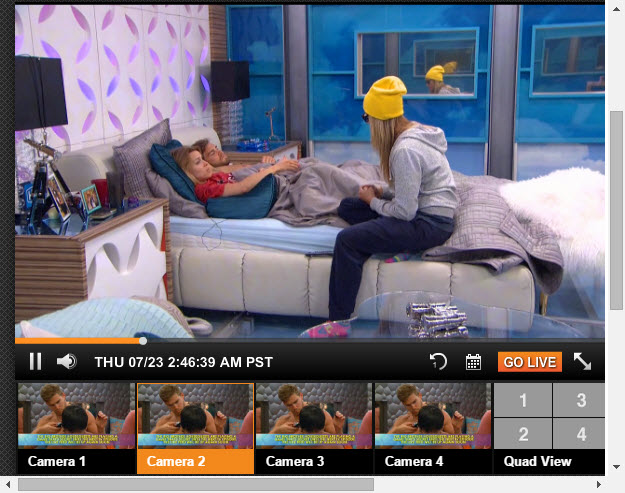 Big Brother Live Feeds July 23 2015 (14)