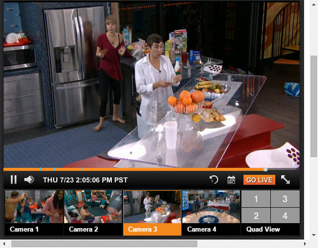 Big Brother Live Feeds July 23 2015 (6)