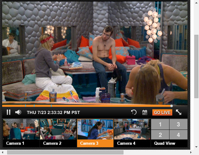 Big Brother Live Feeds July 23 2015 (8)