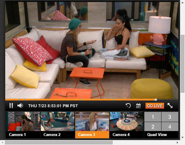 Big Brother Live Feeds July 24 2015 (1)