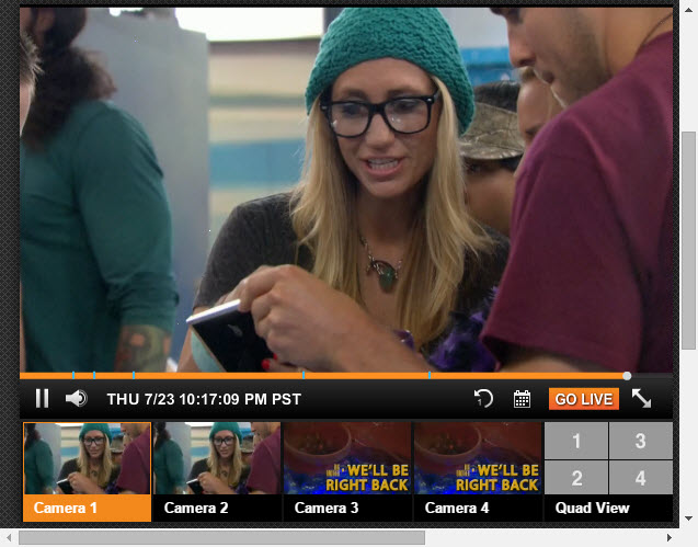 Big Brother Live Feeds July 24 2015 (11)