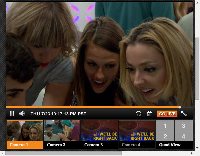 Big Brother Live Feeds July 24 2015 (12)