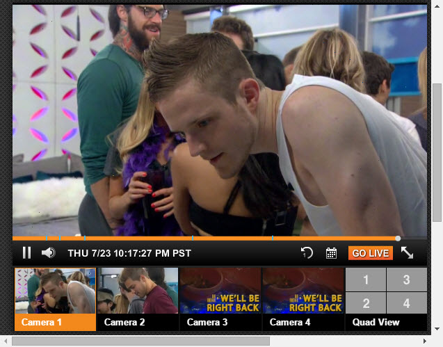 Big Brother Live Feeds July 24 2015 (13)