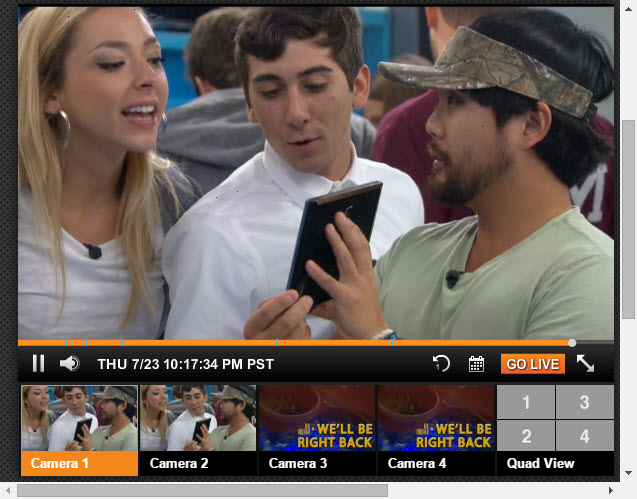 Big Brother Live Feeds July 24 2015 (14)