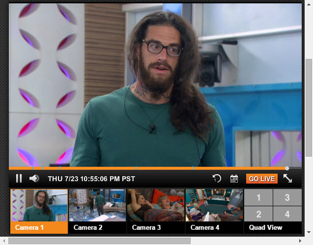 Big Brother Live Feeds July 24 2015 (17)