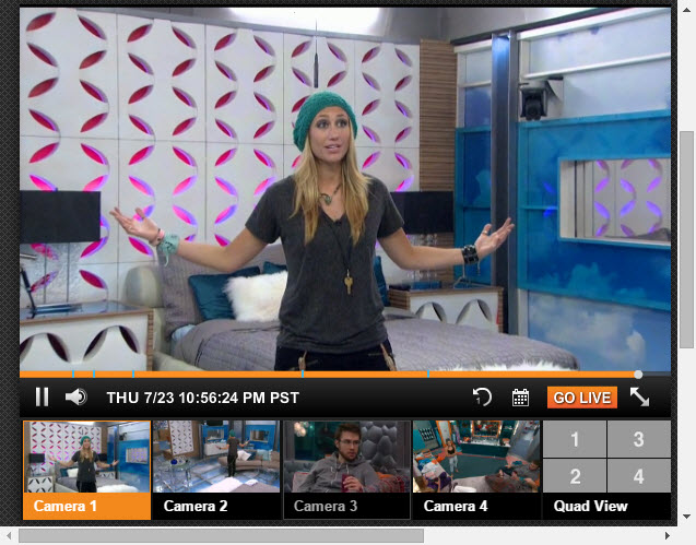 Big Brother Live Feeds July 24 2015 (18)