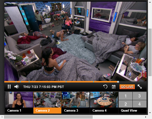 Big Brother Live Feeds July 24 2015 (3)